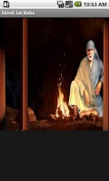 Screenshot of sai baba