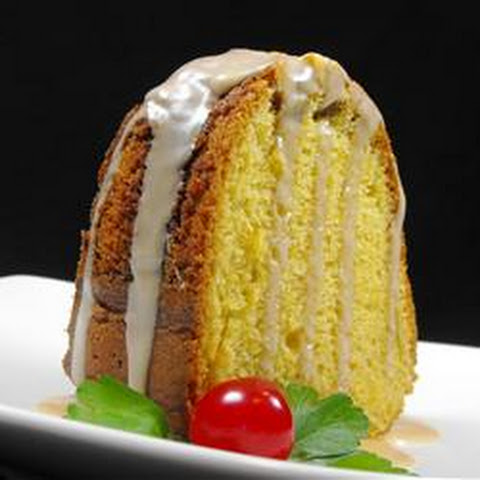 Clay's Sherry Wine Cake