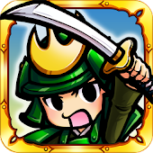 Samurai Defender with Ninja APK for Ubuntu