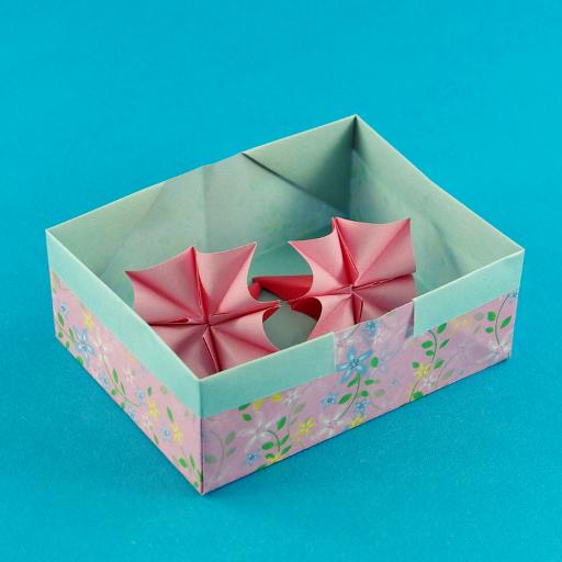 教育必備App|Origami Box LOGO-綠色工廠好玩App
