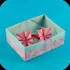 Origami Box icon