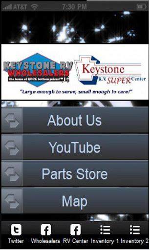 Keystone RV Stores