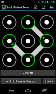 App Lock Pattern Generator apk for kindle fire
