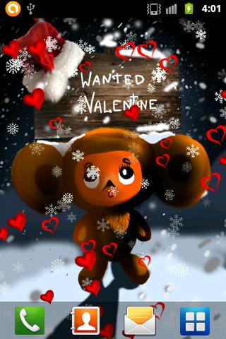 Cheburashka Live Wallpaper