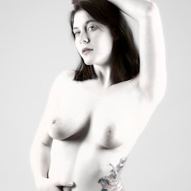 Tattoo  by Chad Weisser - Nudes & Boudoir Artistic Nude ( model, nude, nude model, tattoo )