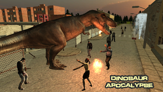 Download Full Dinosaur Apocalypse 1.0 APK