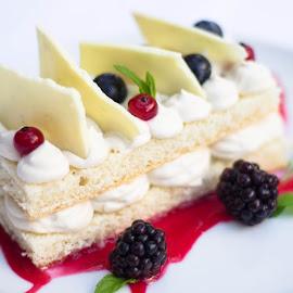 Lucia's dessert by Maicol Venturini - Food & Drink Candy & Dessert ( dessert )