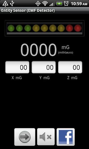 Entity Sensor EMF Detector