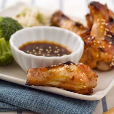 Gluten Free Sticky Wings