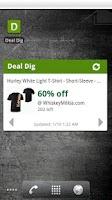 Screenshot of Deal Dig