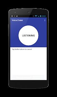 Voice Call Dialer- screenshot thumbnail