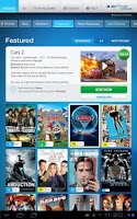 Screenshot of BigPond Movies