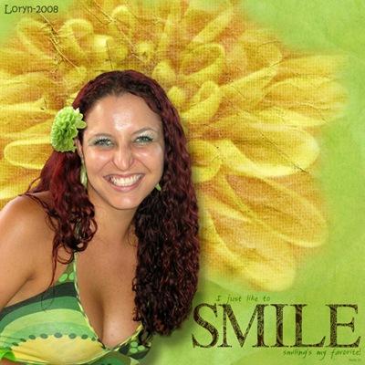 Loryn-smile