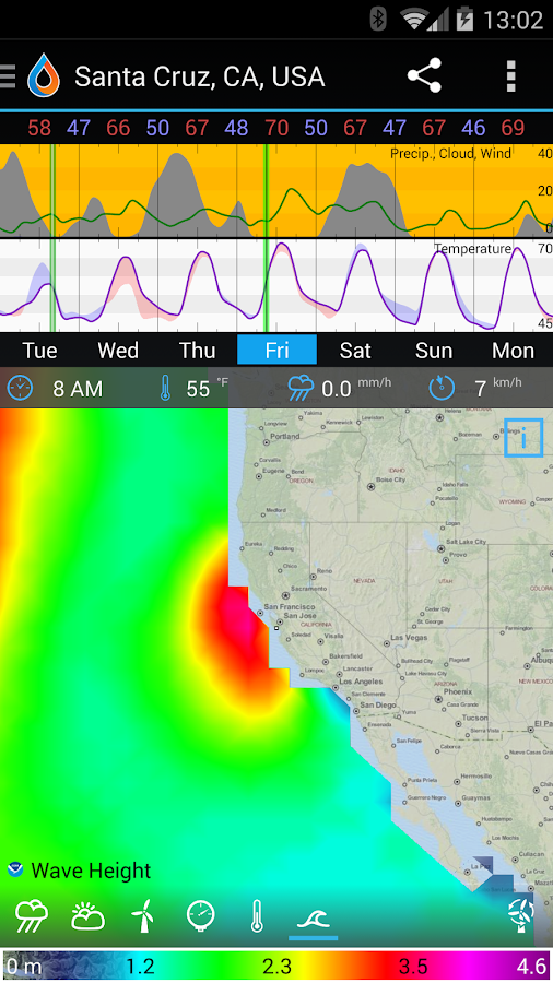 WeatherBomb Screenshot 3