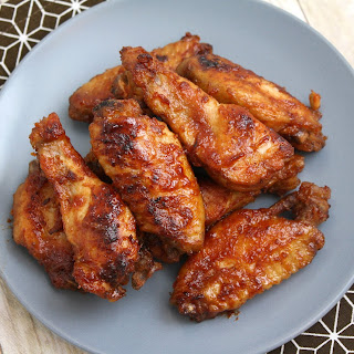 Slow Cooker Sticky Wings