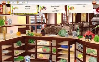 Screenshot of Gourmania Lite
