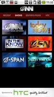 Screenshot of Onion News Network