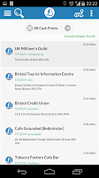 Screenshot of Bristol Pound