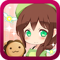 Game フェアリードール[無料で遊べる妖精育成着せ替えゲーム] apk for kindle fire