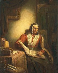 RIJKS: George Gillis Haanen: painting 1834