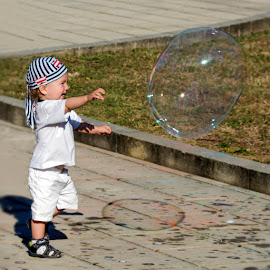 The Bubble by Constantinescu Adrian Radu - Babies & Children Toddlers