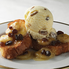 RUM AND RAISIN FRENCH TOAST