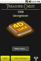 Screenshot of 4D LUCK