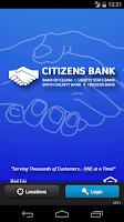Screenshot of Citizens Bank of Lafayette
