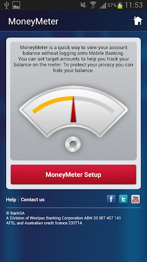 banksa-mobile-banking-app for android screenshot