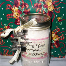 Honey Spice Oatmeal Cookie Mix - Gift in a Jar