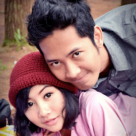 Angga And Novi by Poenya Aja - People Couples