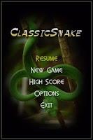 Screenshot of ClassicSnake