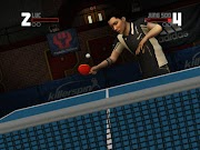 Rockstar Games presents Table Tennis