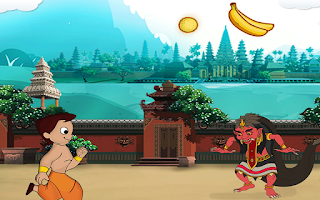 Screenshot of Chhota Bheem & Throne of Bali