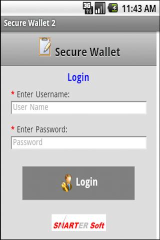 Secure Wallet - Paid