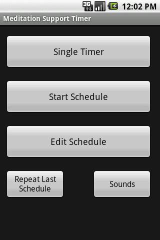 meditation-support-timer for android screenshot