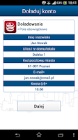 Screenshot of moBILET