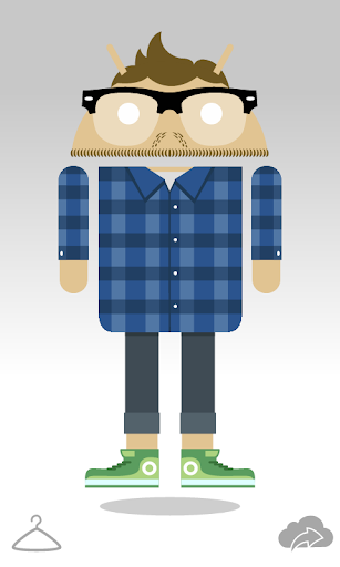 androidify for android screenshot