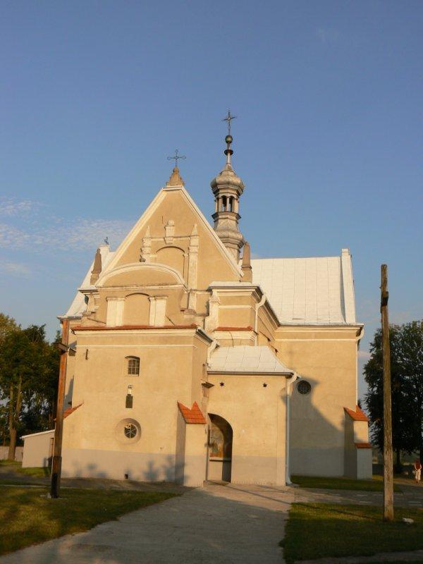 Kościół w Solcu nad Wisłą