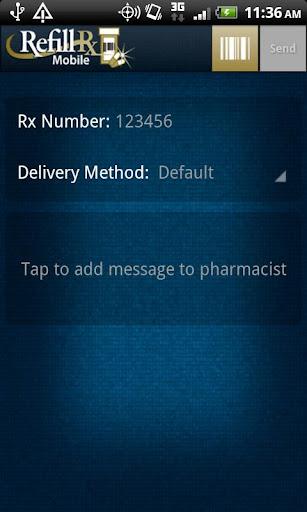 RefillRx Mobile