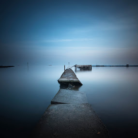 PierAncol by Firman Hananda Boedihardjo - Landscapes Waterscapes