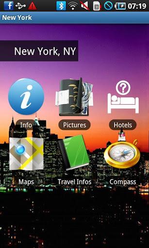 紐約旅遊指南