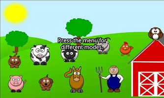 Screenshot of Farm Animals Free