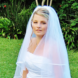 Lovely bride. by Carine Smit - Wedding Bride