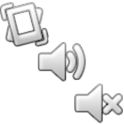 AudioControlWidget icon