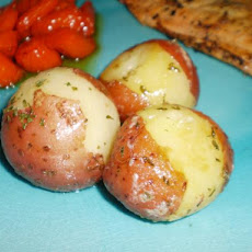 Norwegian Herbed Potatoes