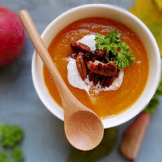 Butternut Squash & Apple Bisque