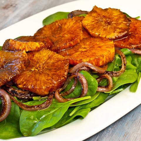 Braised Baby Onions with Orange Juice and Balsamic Vinegar Recipe ...