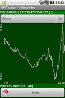 Screenshot of GPSTracker Lite old /API3 only