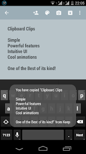 Clipboard Clips   Android Apps On Google Play